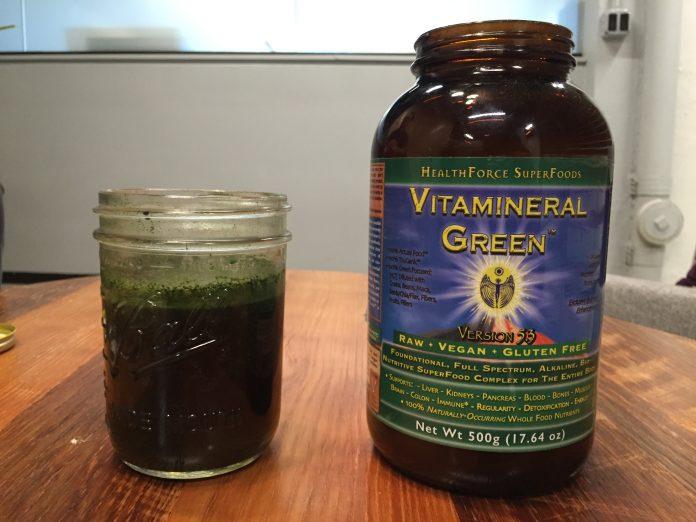 Vitamineral Green