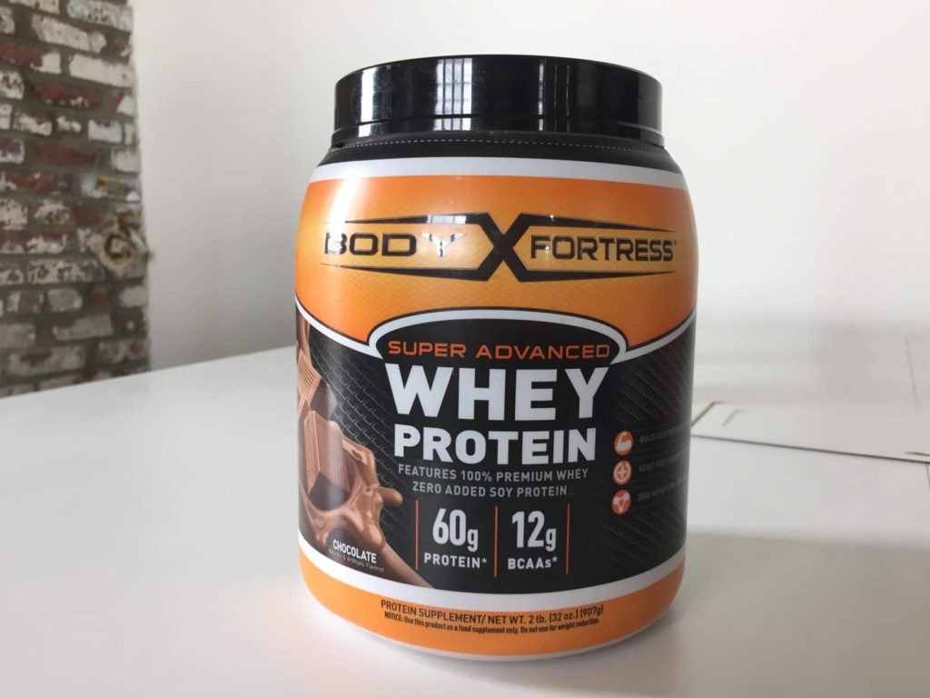 Body Fortress Super Advanced Whey Protein Taste