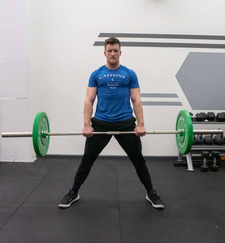 Sumo Deadlift Exercise Guide - Push and Pull