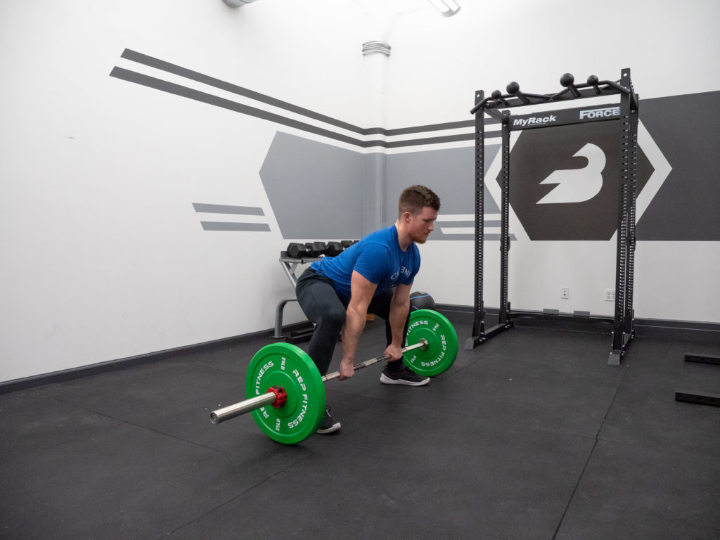 Sumo Deadlift Exercise Guide - Find Tension