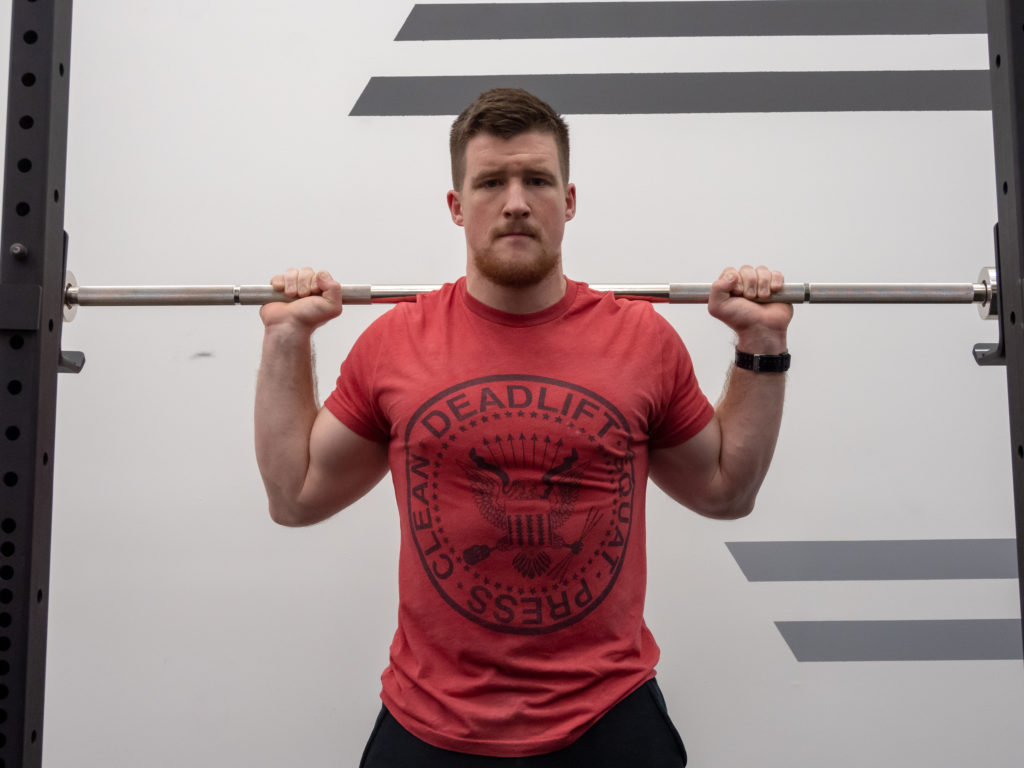 Back Squat Exercise Guide