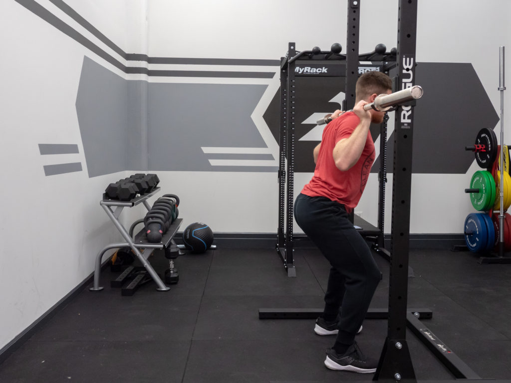 Back Squat Exercise Guide - Get Set Up