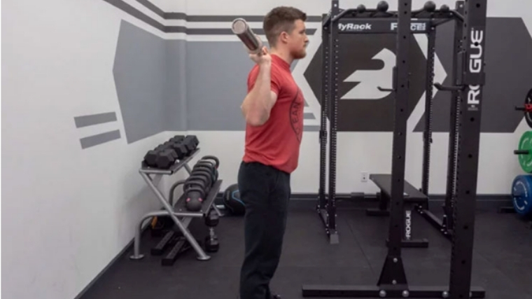 Back Squat - Set Base