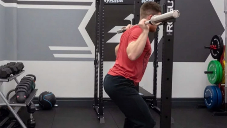 Back Squat - Set Your Base