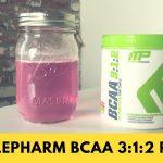 MusclePharm BCAA 3:1:2
