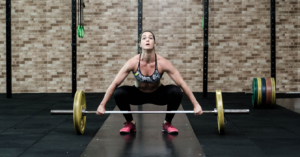 snatch set up