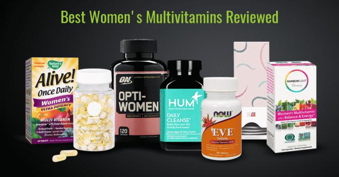 Best Women's Multi-Vitamins for Health