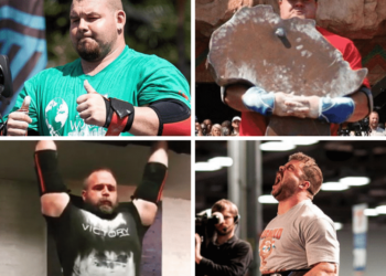 5 Professional Strongman Athlete Give Advice.