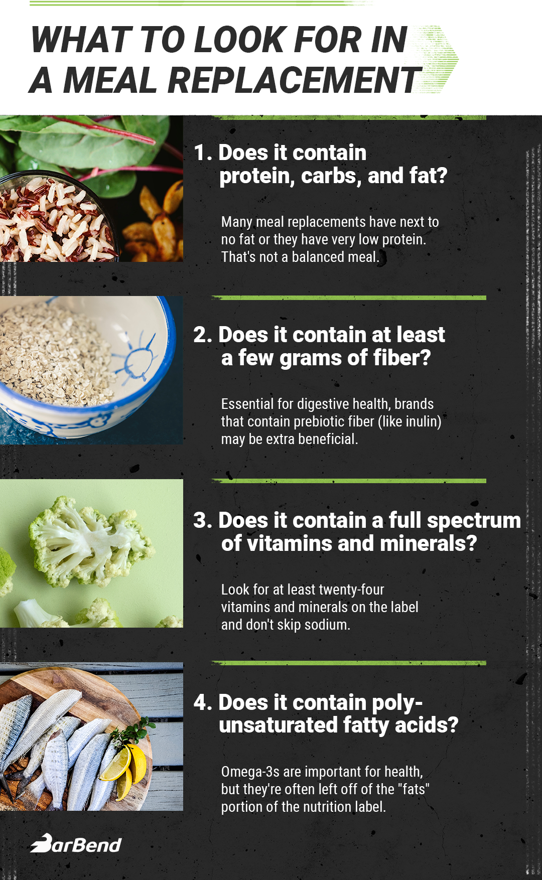 Meal Replacement Shake Benefits