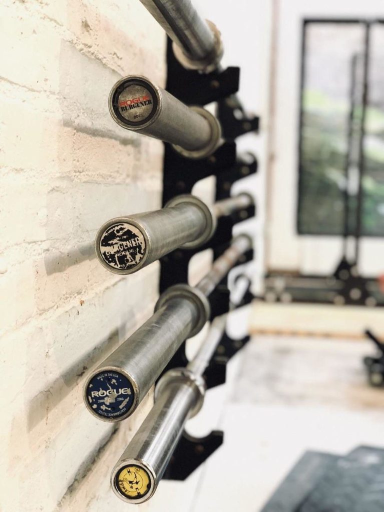 Barbells In Prospect Heights