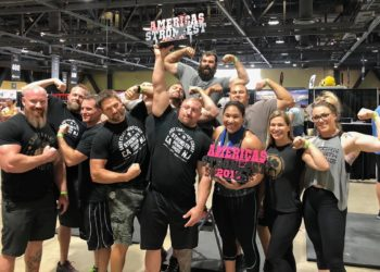 Strongman Athletes