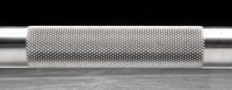 Different types of barbell knurling and their best uses