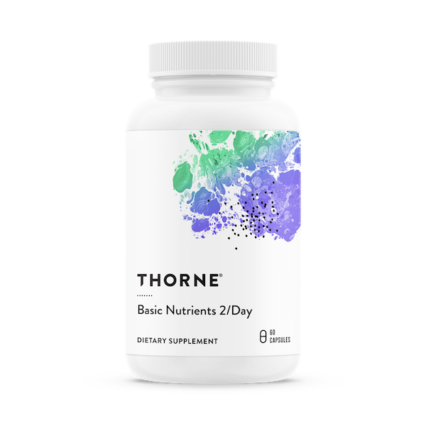 Thorne Multivitamin