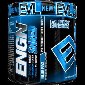 Evlution Engn Shred Pre Workout