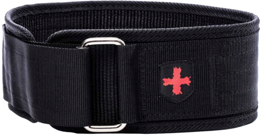 Harbinger 4″ Nylon Lifting Belt