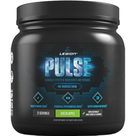 Legion Pulse Pre Workout