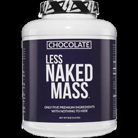 Less Naked Mass