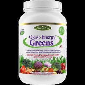 ORAC-Energy Greens