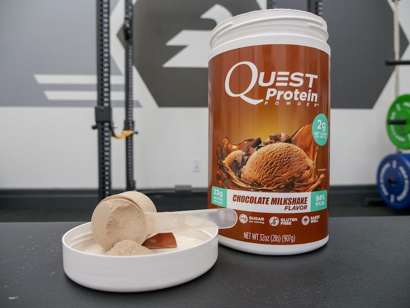 Quest powder