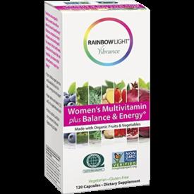 Rainbow Light Vibrance Women's Multivitamin