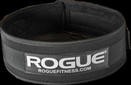 Rogue 4 Inch Nylon Lifting Belt