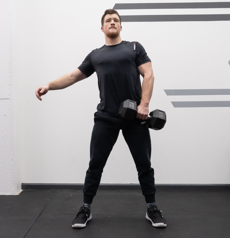 Dumbbell Snatch Guide How to
