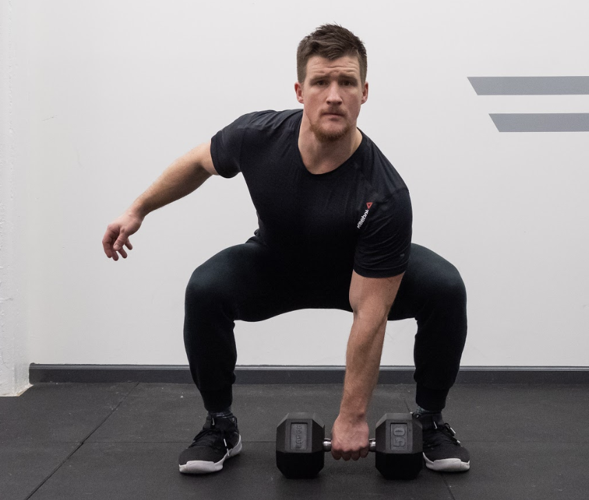 Dumbbell Snatch Guide