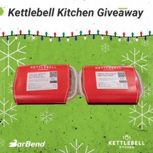 Kettlebell Kitchen Giveaway