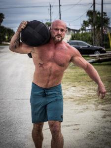 Michael Gill Strongman