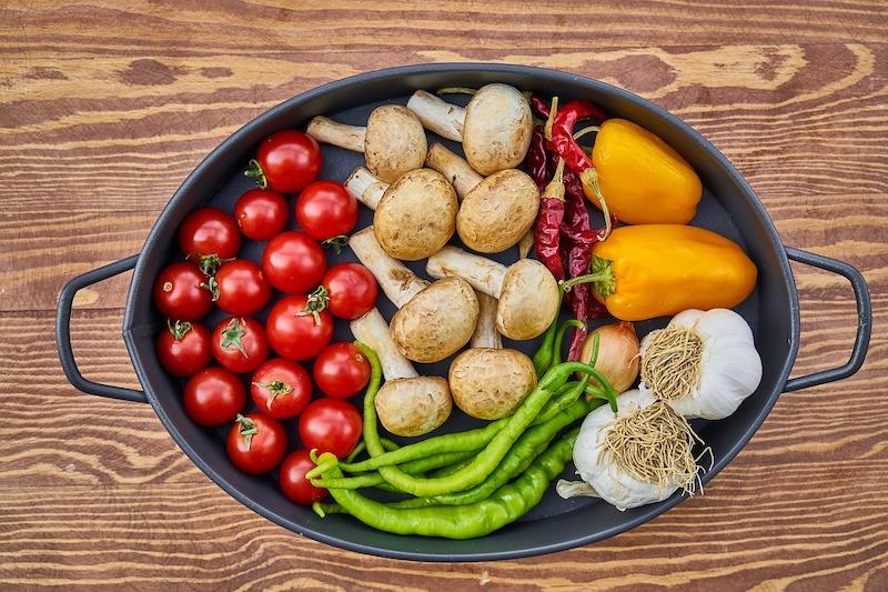 casserole vegetables