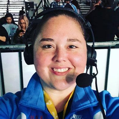 Cheryl Haworth Olympian, Weightlifter
