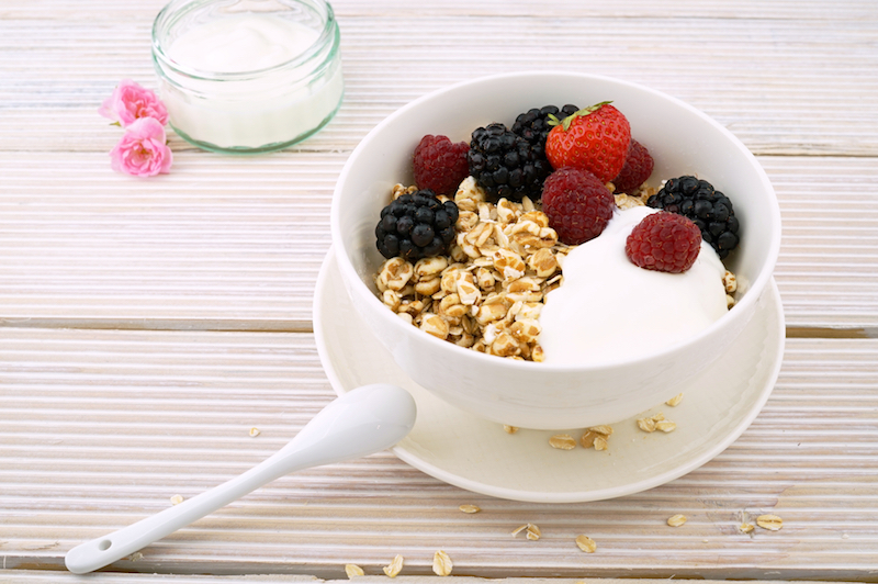 oats and berries