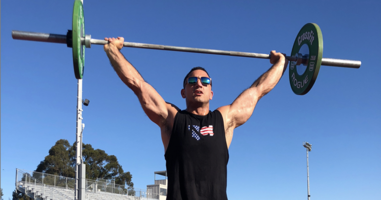 Jason Khalipa Discusses AMRAP Mentality and 2019 CrossFit Games Changes
