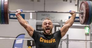 Strength In Depth Winner CrossFit Sanctionals