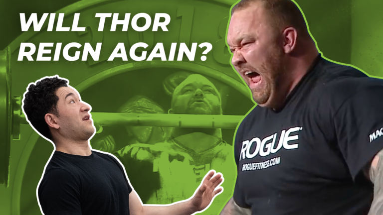 Can Hafthor Bjornsson Win the 2019 Arnold Classic AND World's Strongest Man?