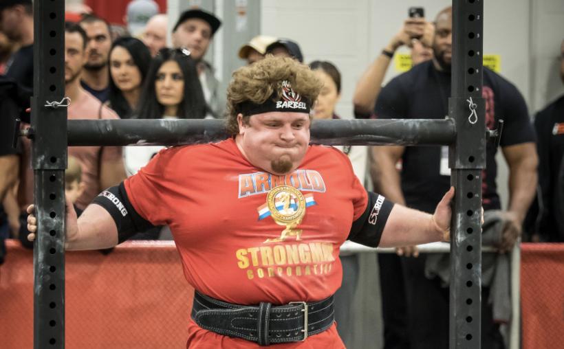 A Full Body Strength Movement