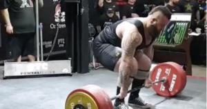 Dylan Hellriegel Powerlifting