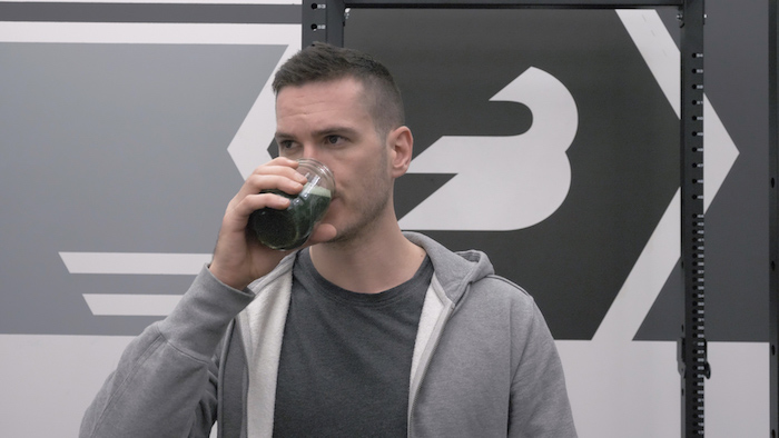 Ladder Greens drink