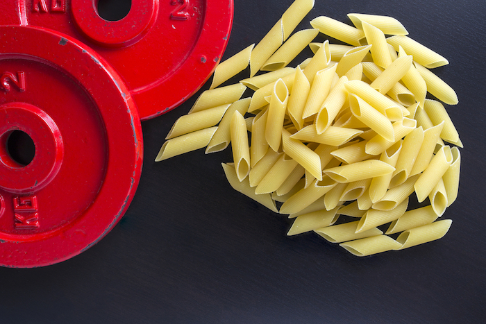 pasta gains