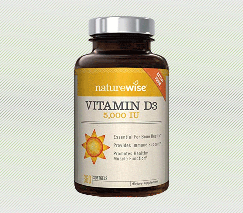 Nature Wise Vitamin D