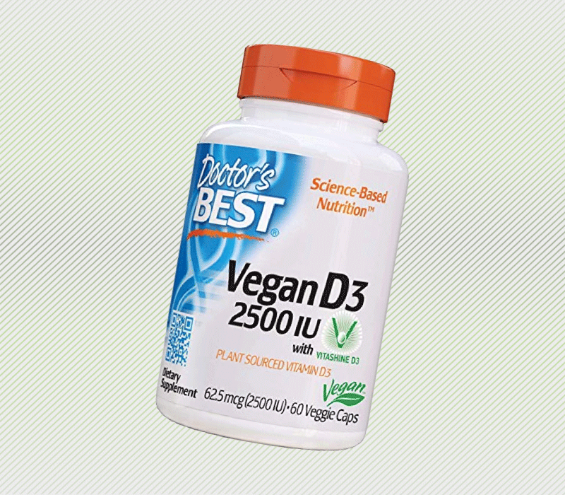 Doctors Best Vegan Vitamin D