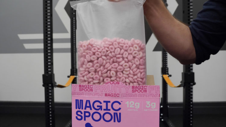 magic spoon cereal in bag