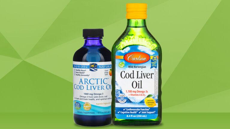 Best Cod Liver Oils