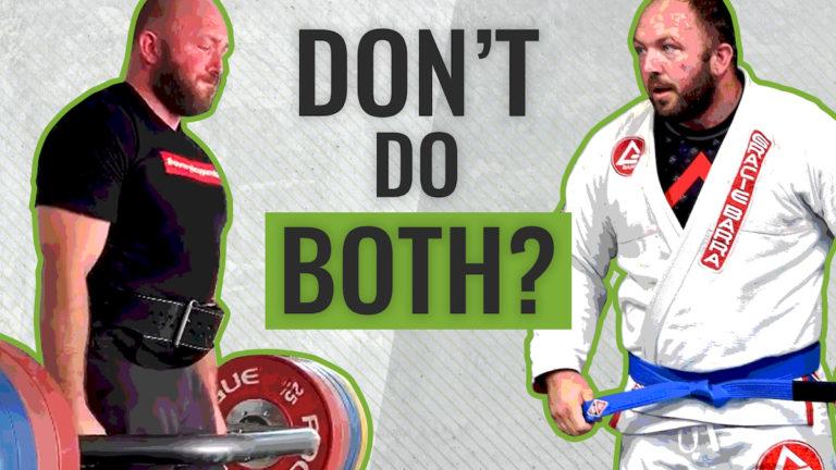 jiu jitsu powerlifting