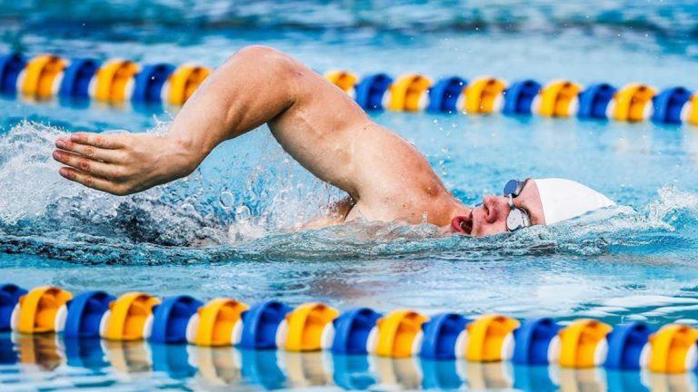 Samuel Kwant wins Swim 'N' Stuff