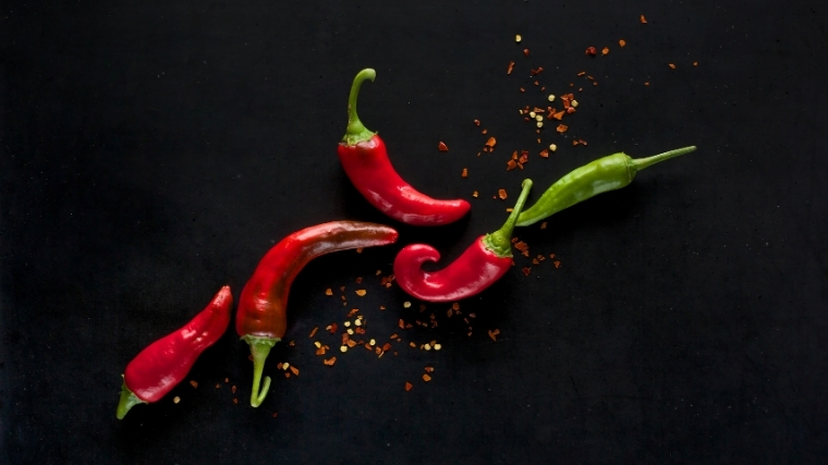 chili pepper extract