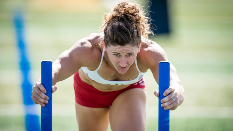 2020 CrossFit Games Finals Sunday Results