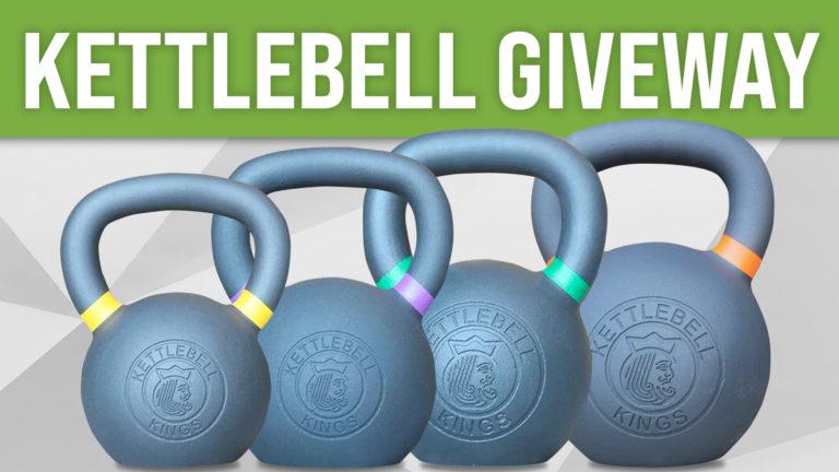 Kettlebell Giveaway