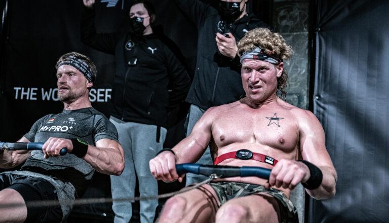 Hunter McIntyre Rowing